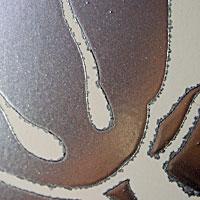 Трафарет для краски баллончиком