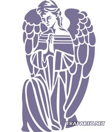 Молящийся ангел