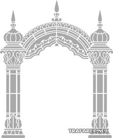 Индийская арка