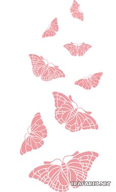 Рой бабочек 1