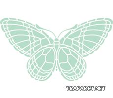 Большая бабочка 29