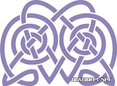 Кельтская вязь 4