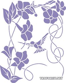 Колокольчики и колибри