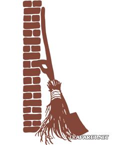Метла и лопата