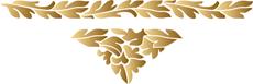 Бордюр и угол (трафарет для росписи)
