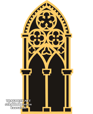 Трафарет арка Вита
