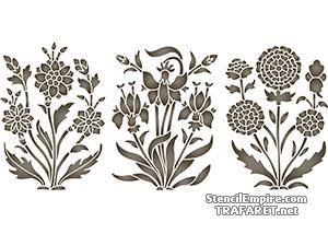 Английский цветы 114