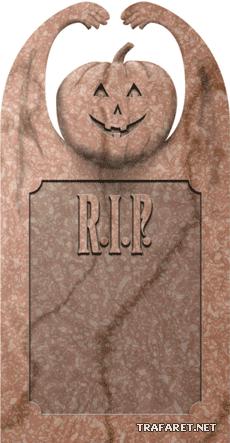 Надгробие 8 (художественный трафарет)