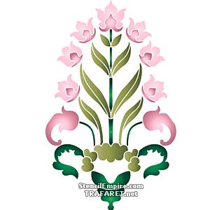 Восточный букет тюльпанов