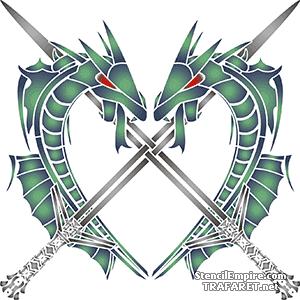 Мечи и драконы