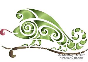 Стильный хамелеон