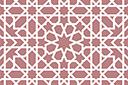 Трафарет Альгамбра 07а