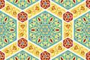 Большая арабеска 2 (трафарет, малая картинка)