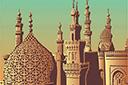 Минареты Каира