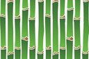 Бамбуковые обои 1 (трафарет обоев, малая картинка)