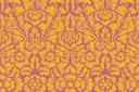 Индийские ножны (трафарет, малая картинка)