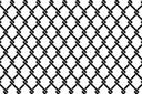 Рабица (трафарет, малая картинка)