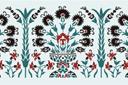 Османские вазы (трафарет, малая картинка)