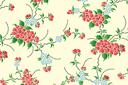 Сакура в цвету (трафарет, малая картинка)