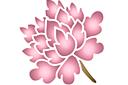 Китайский цветок 4
