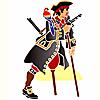 Пиратские трафареты