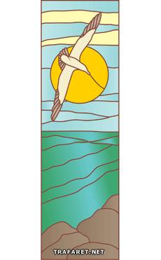 Альбатрос и море