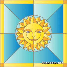 Солнце в квадрате