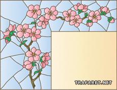 Угловая сакура