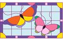 Две бабочки 2